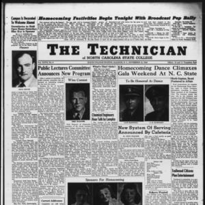 Technician, Vol. 27 No. 8, November 15, 1946
