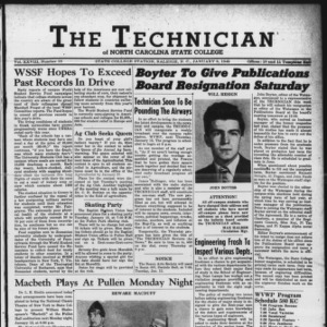 Technician, Vol. 28 No. 12, January 9, 1948