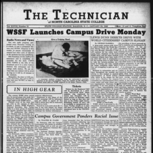 Technician, Vol. 28 No. 15, January 30, 1948