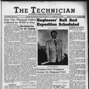 Technician, Vol. 28 No. 17, February 13, 1948