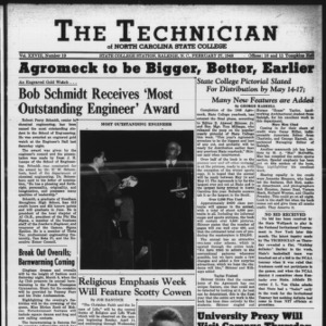 Technician, Vol. 28 No. 19, February 27, 1948