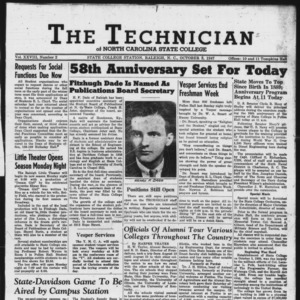 Technician, Vol. 28 No. 2, October 3, 1947