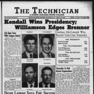 Technician, Vol. 28 No. 24, April 23, 1948