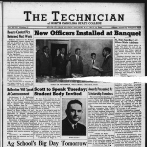 Technician, Vol. 28 No. 27, May 14, 1948