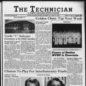 Technician, Vol. 28 No. 28, May 21, 1948