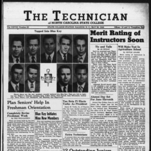Technician, Vol. 28 No. 29, May 28, 1948