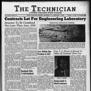 Technician, Vol. 29 No. 12, January 7, 1949