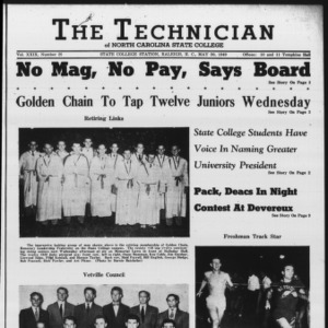 Technician, Vol. 29 No. 29, May 20, 1949