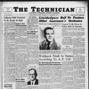 Technician, Vol. 30 No. 12, January 13, 1950