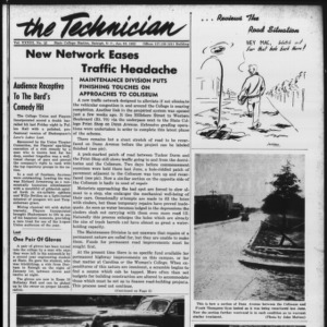 Technician, Vol. 33 No. 12, January 16, 1953