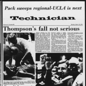 Technician, Vol. 54 No. 69, March 18, 1974