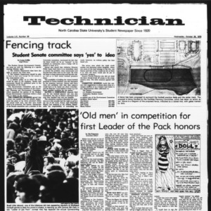 Technician, Vol. 56 No. 28, October 29, 1975