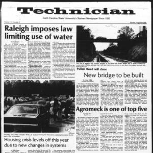 Technician, Vol. 57 No. 2, August 30, 1976