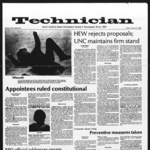 Technician, Vol. 58 No. 54, February 3, 1978