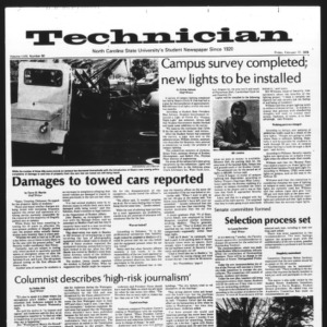 Technician, Vol. 58 No. 60, February 17, 1978