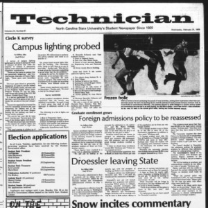 Technician, Vol. 59 No. 61, February 21, 1979