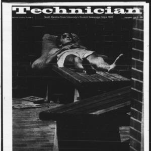 Technician, Vol. 5 No. 5 [Vol. 59 No. 85], June 20, 1979