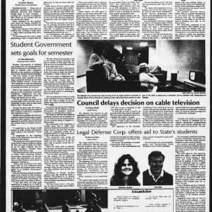 Technician, Vol. 62 No. 54, February 3, 1982