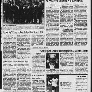 Technician, Vol. 64 No. 20, October 13, 1982