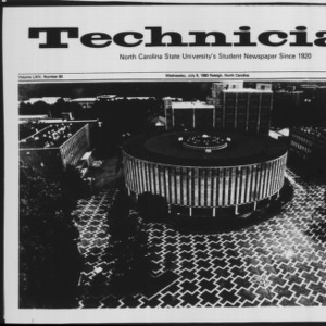 Technician, Vol. 64 No. 93, July 6, 1983
