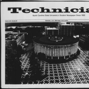 Technician, Vol. 64 No. 93, July 6, 1983