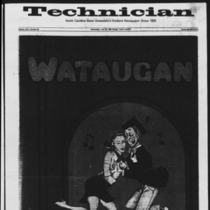 Technician, Vol. 64 No. 95, July 20, 1983