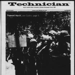 Technician, Vol. 64 No. 97, August 3, 1983