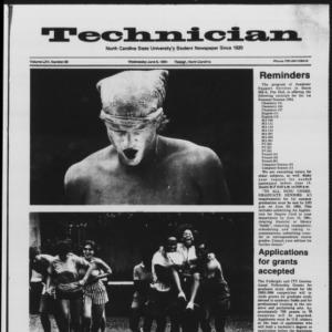 Technician, Vol. 65 No. 89 [90], June 6, 1984