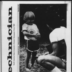Technician, Vol. 65 No. 95 [96], July 25, 1984