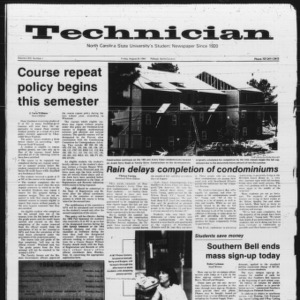 Technician, Vol. 66 No. 1, August 24, 1984