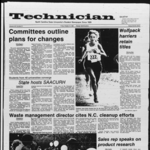 Technician, Vol. 66 No. 21, October 12, 1984
