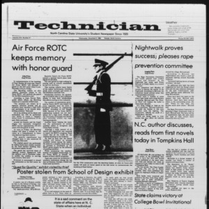 Technician, Vol. 66 No. 41 [42], December 5, 1984