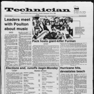 Technician, Vol. 66 No. 9, September 14, 1984