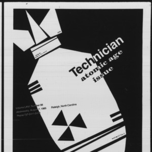 Technician, Vol. 66 No. 98 [97], August 7, 1985
