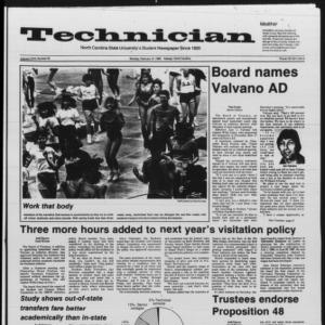 Technician, Vol. 67 No. 55, February 10, 1986