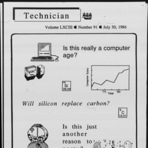 Technician, Vol. 67 No. 91 [92], July 30, 1986