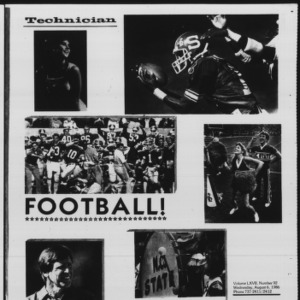 Technician, Vol. 67 No. 92 [93], August 6, 1986