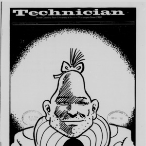 Technician, Vol. 68 No. 85 [89], June 10, 1987