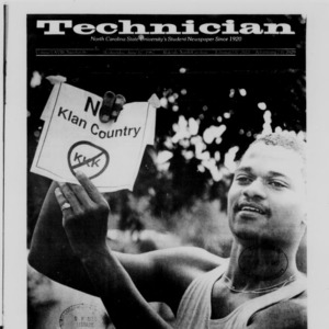 Technician, Vol. 68 No. 86 [90], June 17, 1987