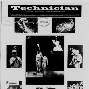 Technician, Vol. 68 No. 91 [96], July 22, 1987