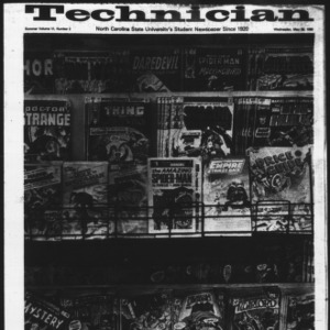 Technician, Vol. 6 No. 2 [Summer 1980 No. 2], May 28, 1980