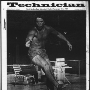 Technician, Vol. 6 No. 4 [Summer 1980 No. 4], June 11, 1980
