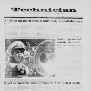 Technician, Vol. 70 No. 22, October 21, 1988
