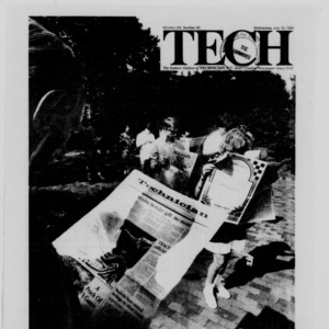 Technician, Vol. 70 No. 93 [88], July 19, 1989