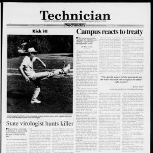 Technician, Vol. 74 No. 18, October 6, 1993