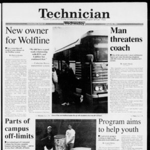 Technician, Vol. 74 No. 49, January 26, 1994