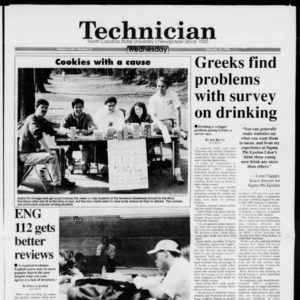 Technician, Vol. 74 No. 61, February 23, 1994