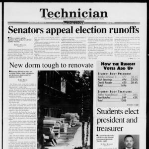 Technician, Vol. 74 No. 75, April 6, 1994