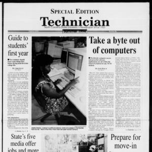 Technician, Vol. 74 No. 86, Special Edition, Summer 1994