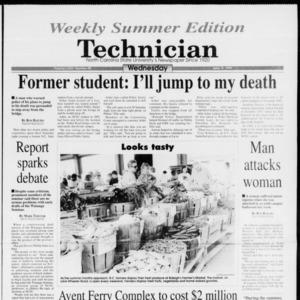 Technician, Vol. 74 No. 90, June 15, 1994